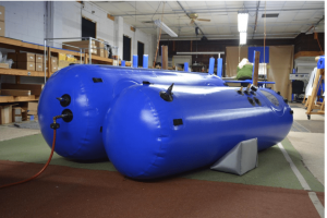 """Summit to Sea 40"""" Grand Dive Hyperbaric Chamber"""