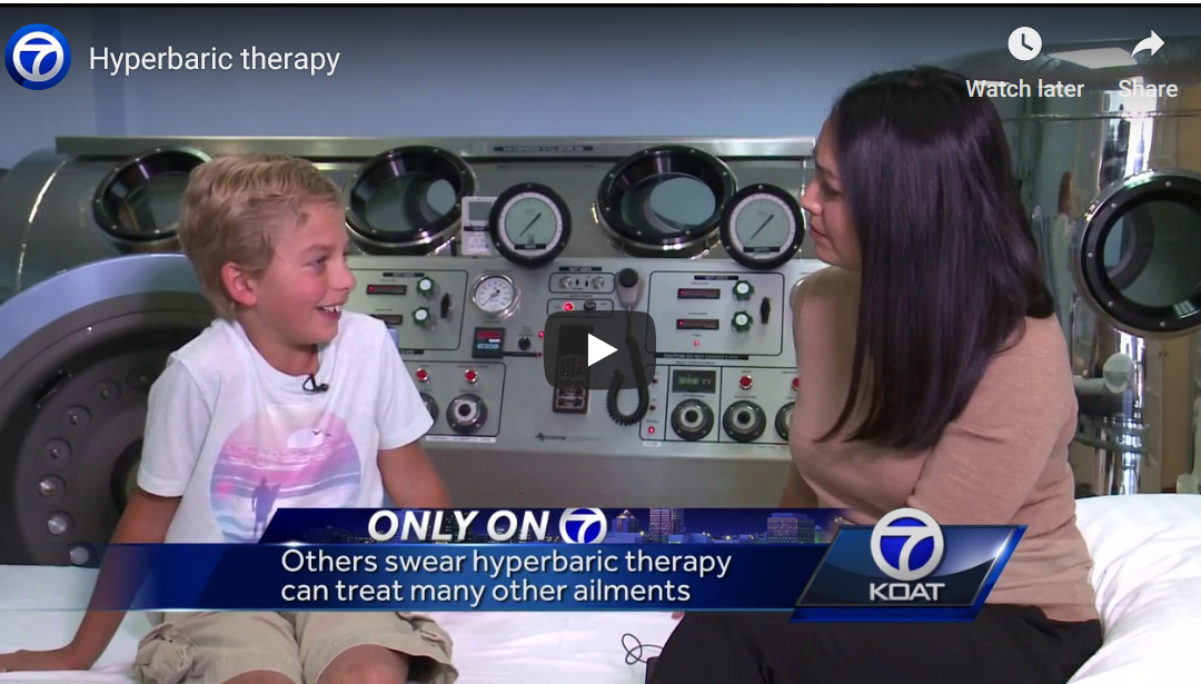 Hyperbaric Oxygen Therapy for Fungal Infections and Mold Toxicity