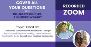 Dr Sonners Hyperbaric Therapy
