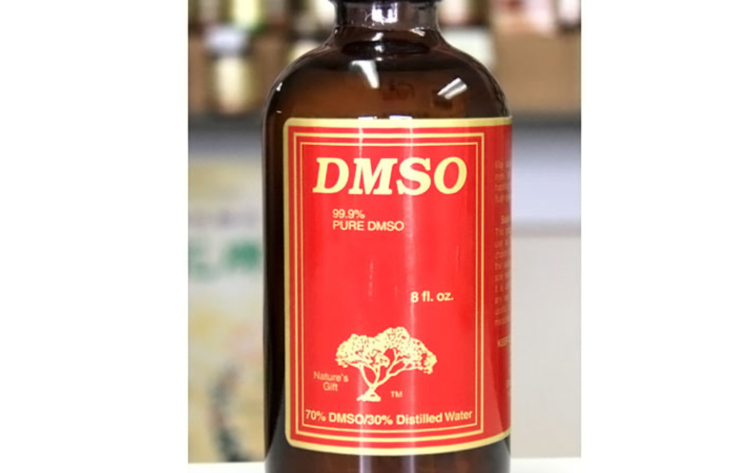 The Unbelievable Benefits of DMSO
